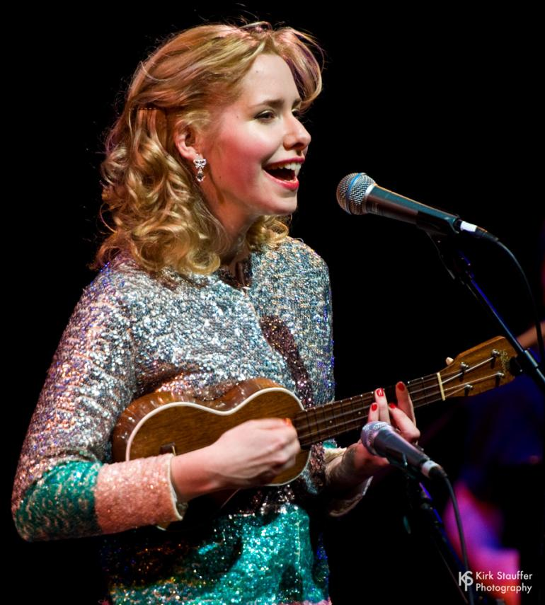 Nellie McKay @ Kirkland Performance Center