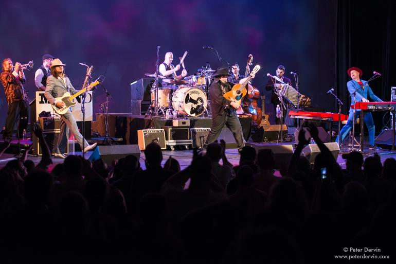 The Mavericks at the Edmonds Center of the Arts in Edmonds, Washington