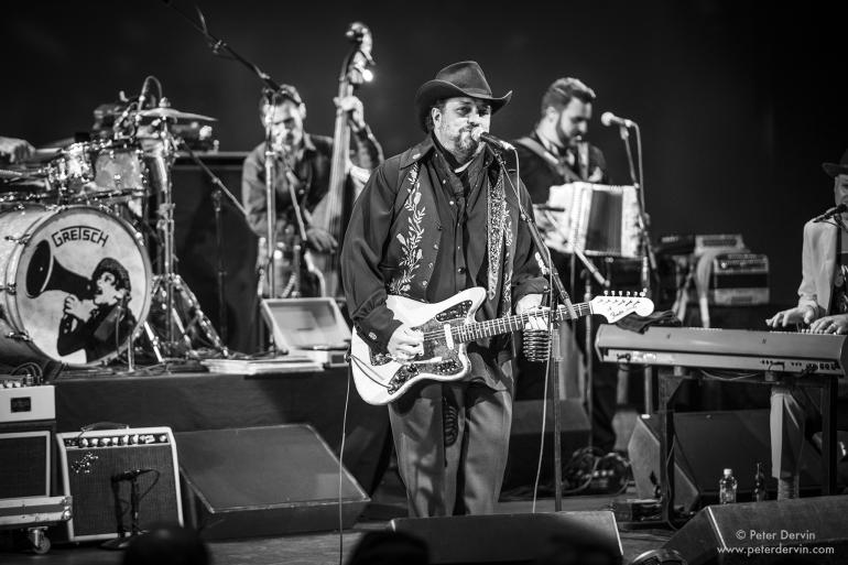 Raul Malo with The Mavericks at Edmonds Center for the Arts