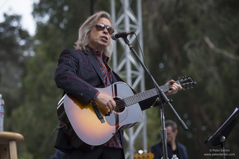 Jim Lauderdale at the Hardly Strictly Bluegrass Festival
