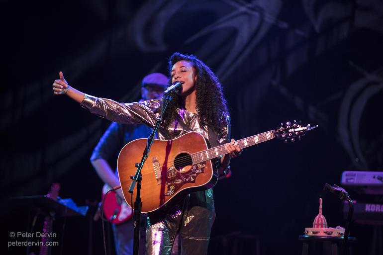 Corinne Bailey Rae at the Triple Door