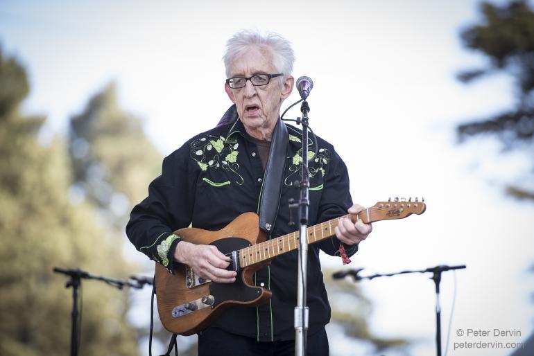 2016 Hardly Strictly Bluegrass Festival - Bill Kirchen