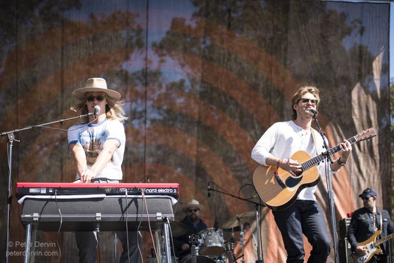 2016 Hardly Strictly Bluegrass - Jamestown Revival