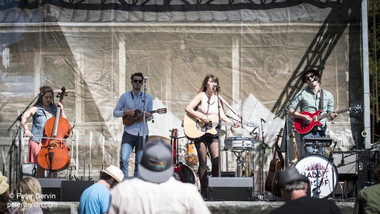 2016 Hardly Strictly Bluegrass - Rabbit Wilde