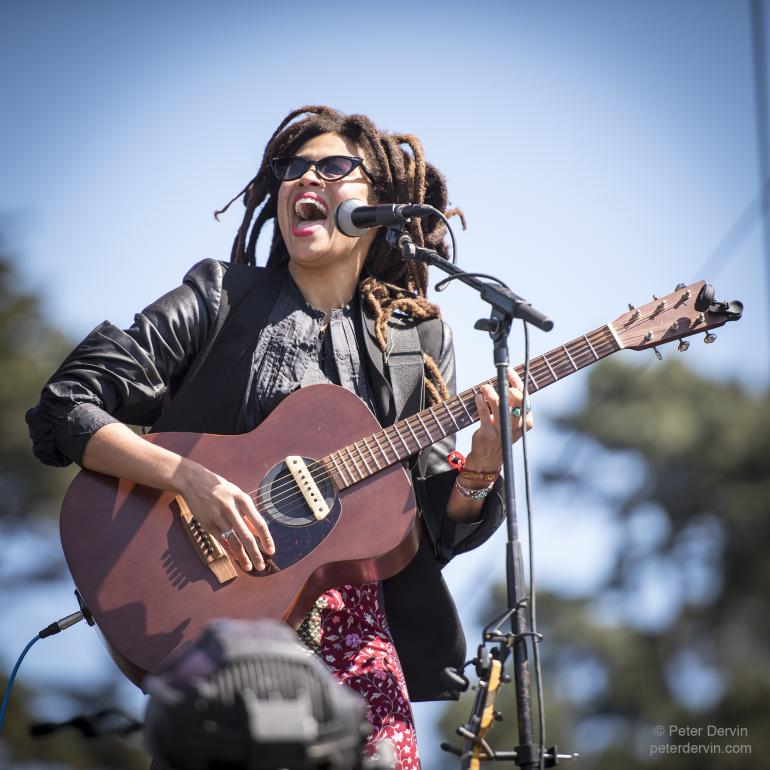2016 Hardly Strictly Bluegrass - Valerie June