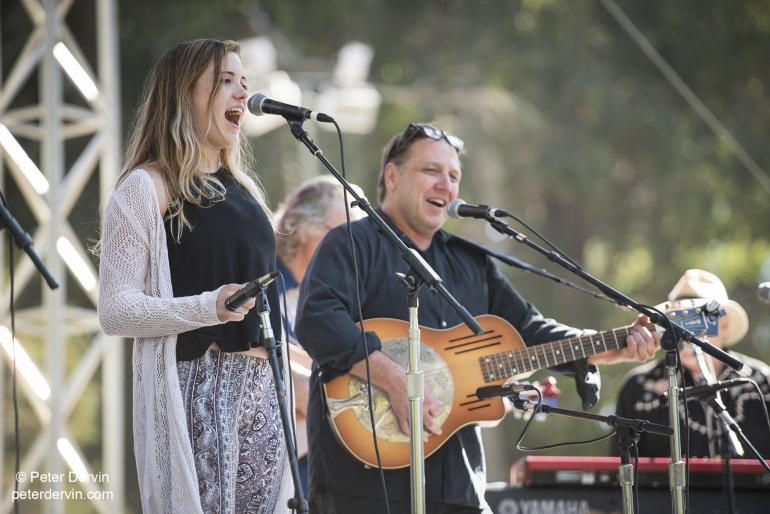 2016 Hardly Strictly Bluegrass - Go To Hell Man Clan