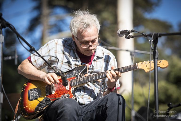 2016 Hardly Strictly Bluegrass - Marc Ribot