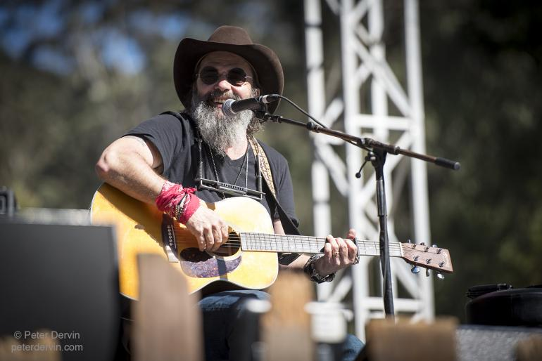2016 Hardly Strictly Bluegrass - Steve Earle