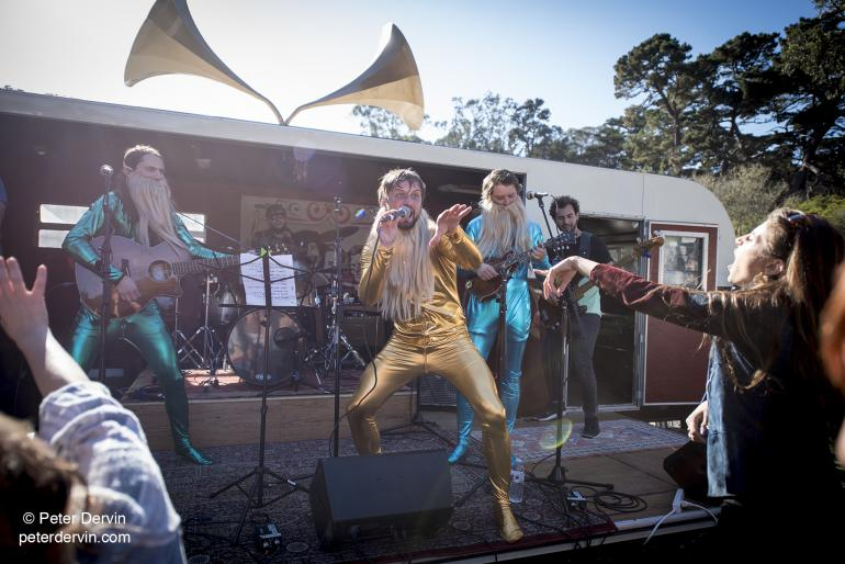 2016 Hardly Strictly Bluegrass - The Brothers Gibb
