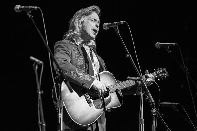 Jim Lauderdale in Tribute to Dr. Ralph Stanley at ECA
