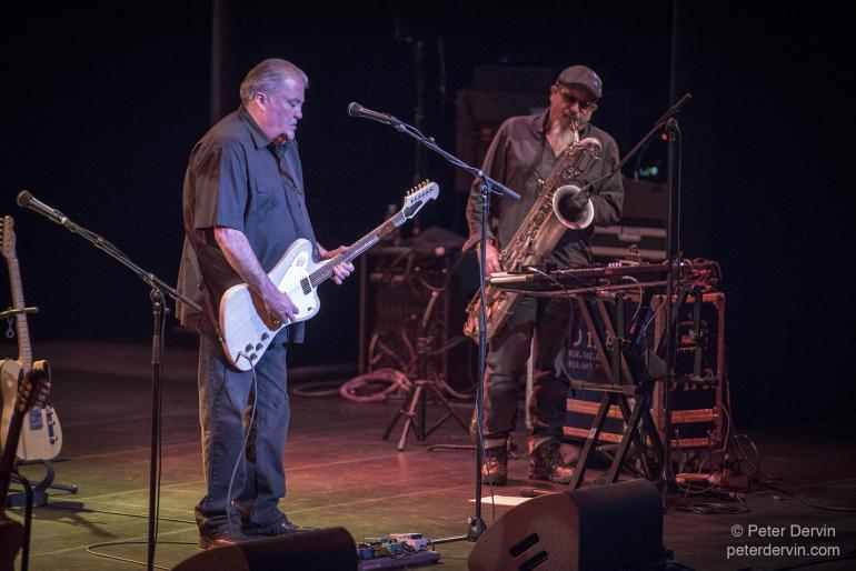 Los Lobos at the Santa Clarita Performing Arts Center