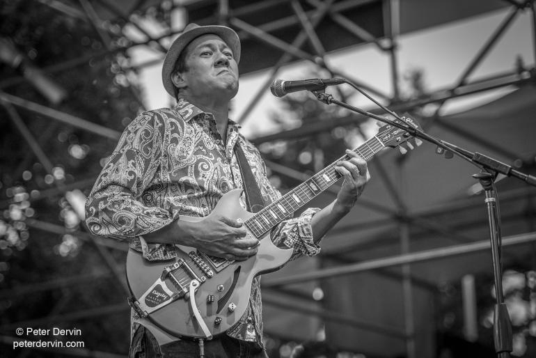Big Head Blues at the Portland Waterfront Blues Festival