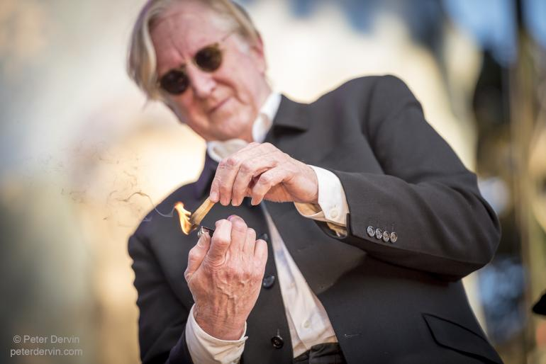 T Bone Burnett ignites Hardly Strictly Bluegrass