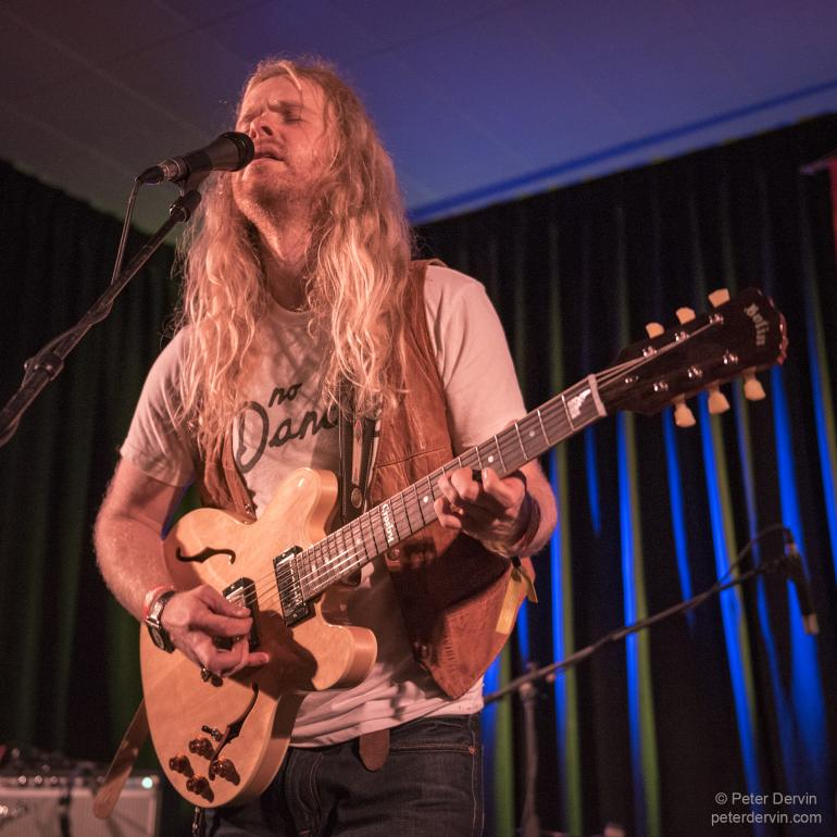 Jeff Crosby at Treefort Music Fest 2018