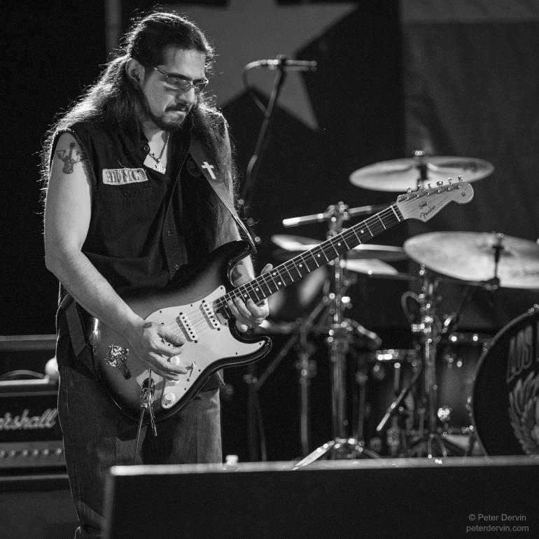 Los Lonely Boys in concert at the Historic Everett Theatre