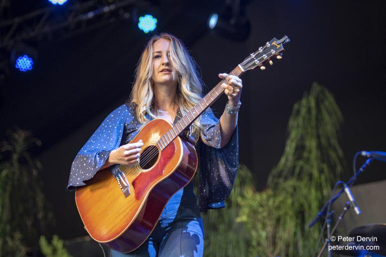 Margo Price at the 2018 Arroyo Seco Weekend