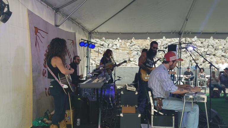 """J.P. Harris hosts """"Sunday Morning Coming Down"""" at Americanafest 2018"""