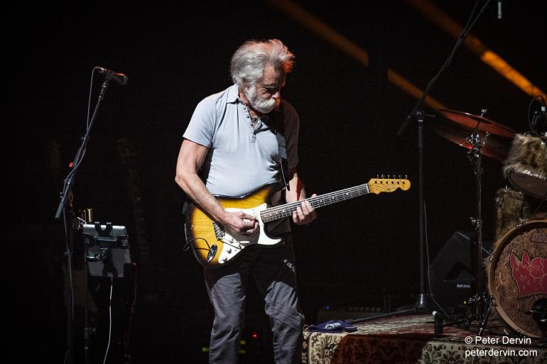 Bob Weir and Wolf Bros in concert at the Moore Theatre