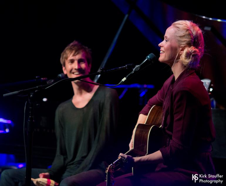 Tina Dico & Helgi Jonsson @ Triple Door
