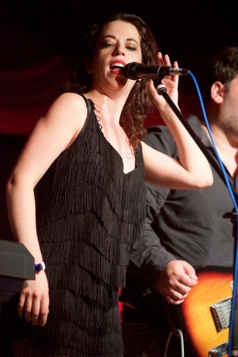 Julia Felice,  Finger Lakes GrassRoots Festival