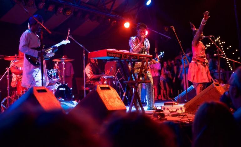 Orlando Julius & the Afrosoundz,  Finger Lakes GrassRoots Festival