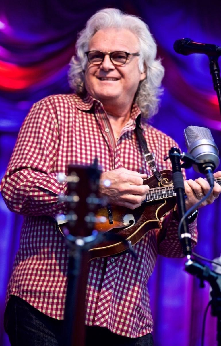 Ricky Skaggs,  Finger Lakes GrassRoots Festival