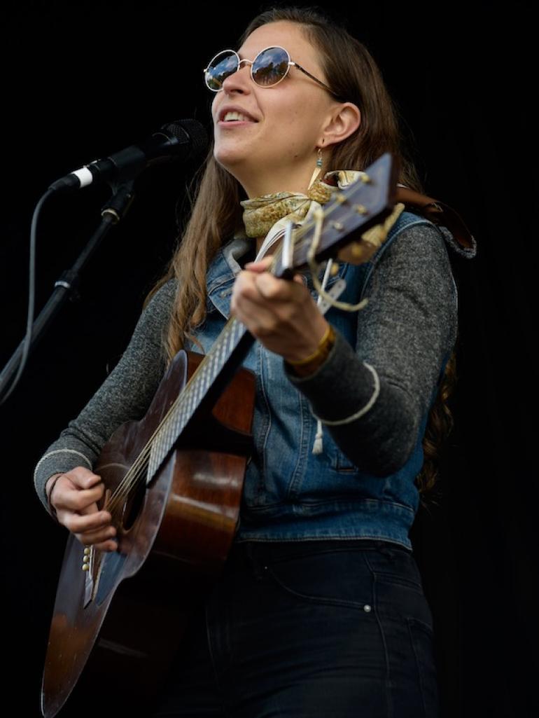 Lindsay Lou, MerleFest 2018