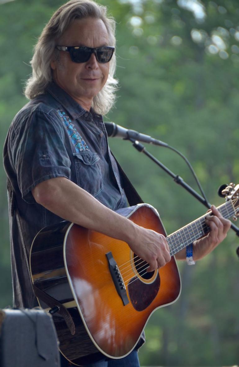 Jim Lauderdale,  Finger Lakes GrassRoots Festival