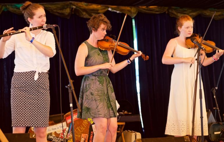 The Grady Girls,  Finger Lakes GrassRoots Festival