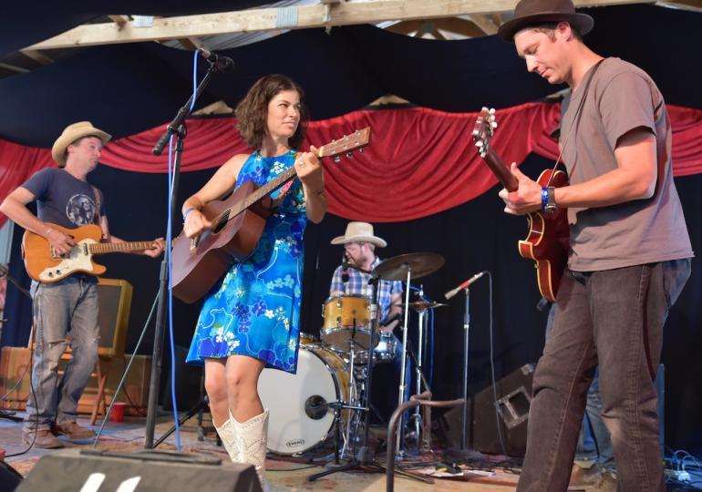 Laila Belle,  Finger Lakes GrassRoots Festival