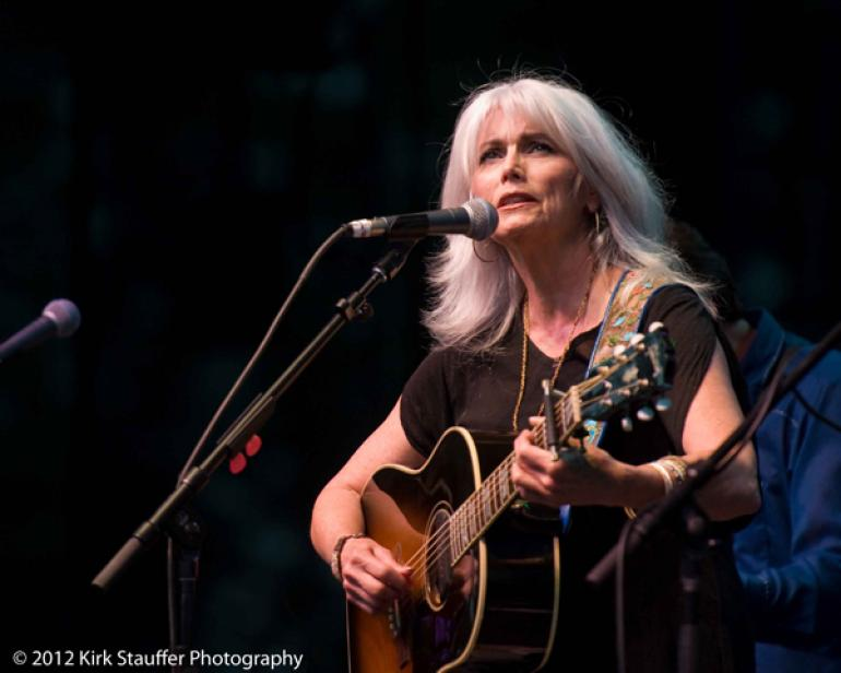 Emmylou Harris @ Chateau Ste. Michelle Winery