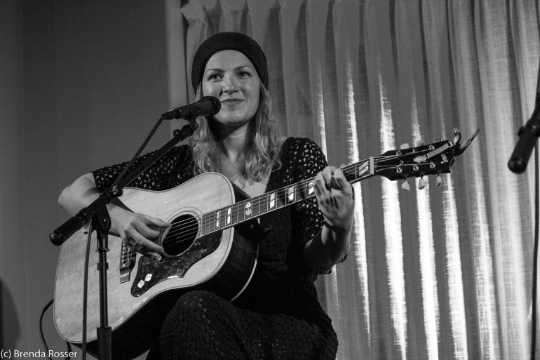 Adriel Denae at 30A Songwriters Festival