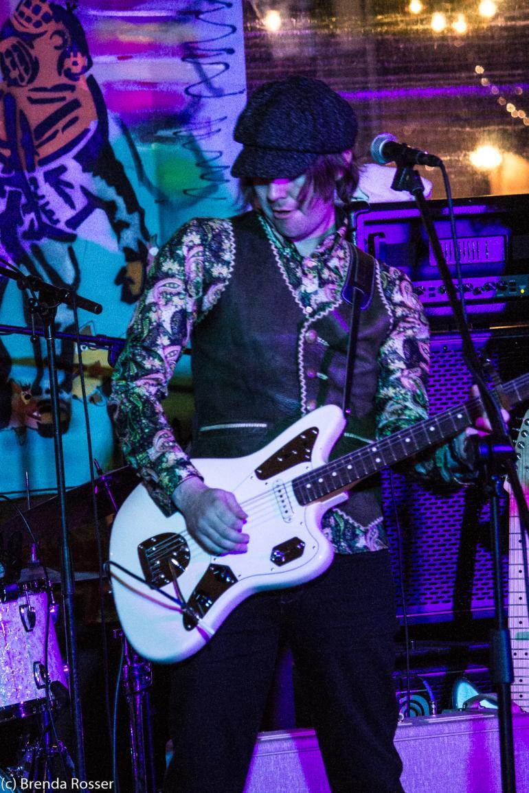 Aaron Lee Tasjan at 30A Songwriters Festival