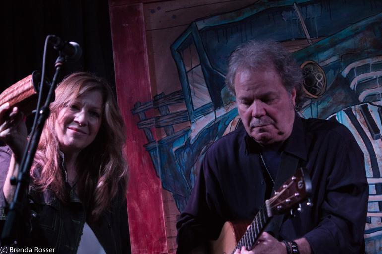 Tommy Talton and Trish Land, 30A Songwriters Festival