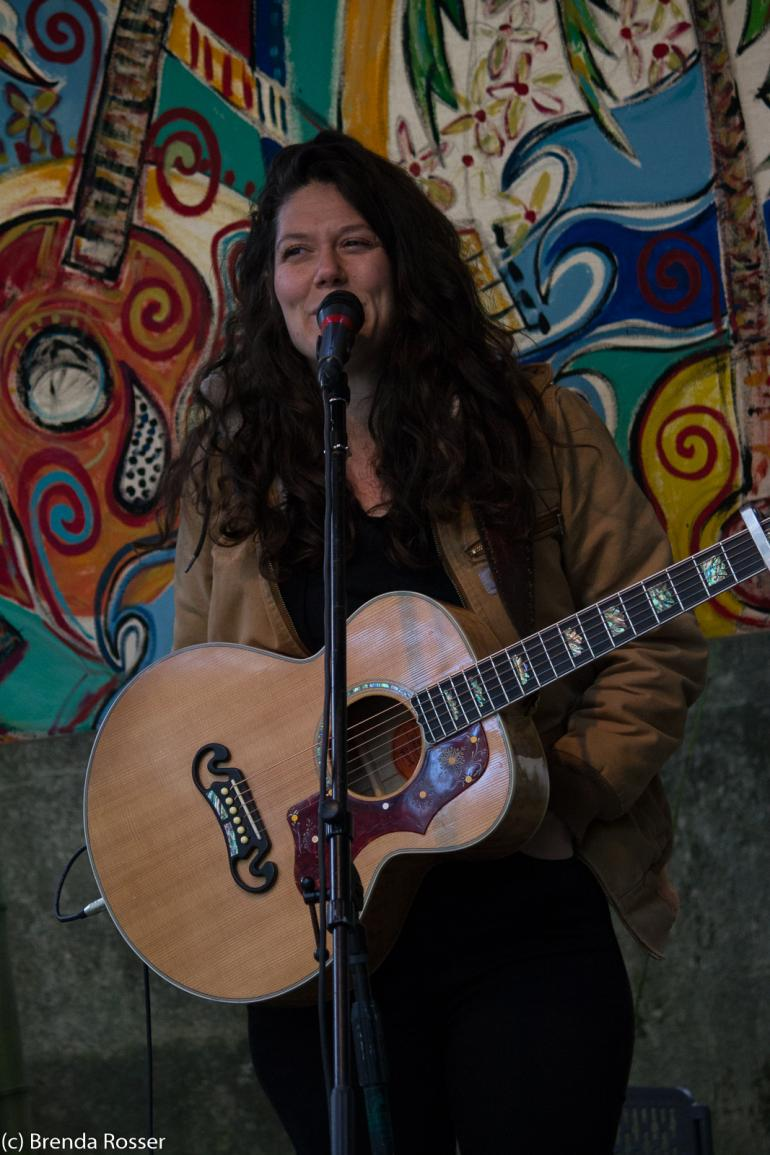 Lilly Hiatt at 30A Songwriters Festival