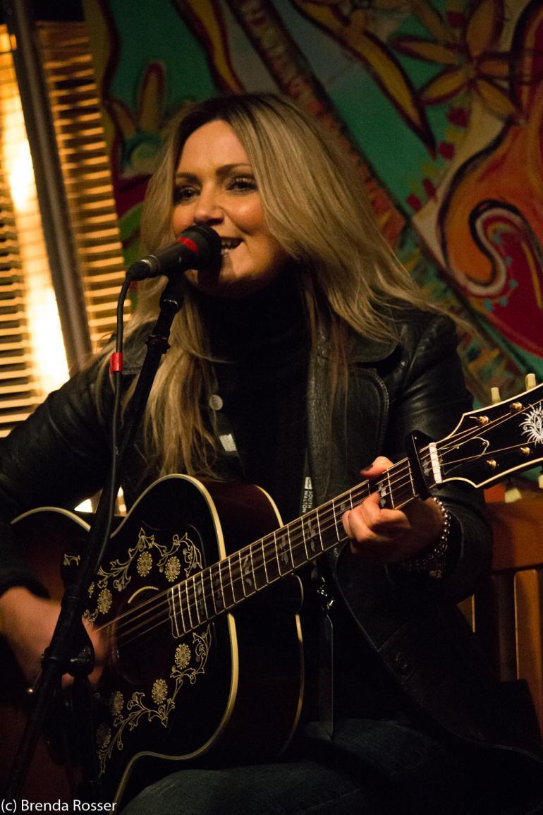 Tamara Stewart at 30A Songwriters Festival