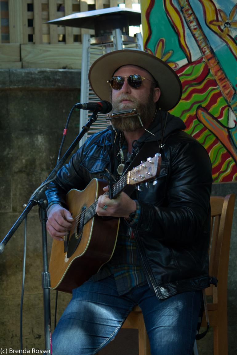 Gabriel Kelley at 30A Songwriters Festival