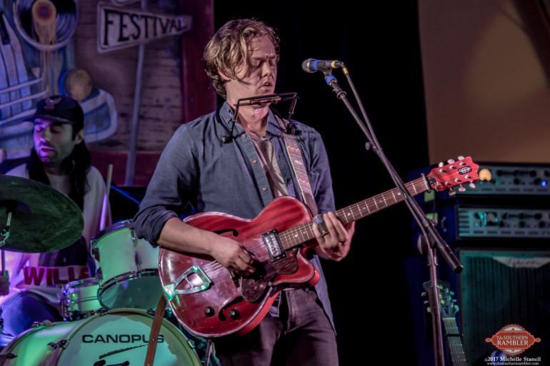 Parker Millsap @ 30A Songwriters Festival 2017