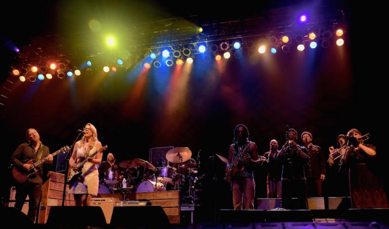 The Tedeschi-Trucks Band, Municipal Auditorium, Charleston, West Virginia