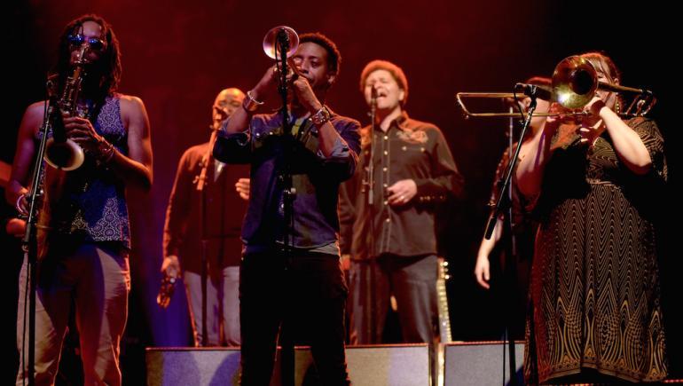 The Tedeschi-Trucks Band, Municipal Auditorium, Charleston, West Virginia