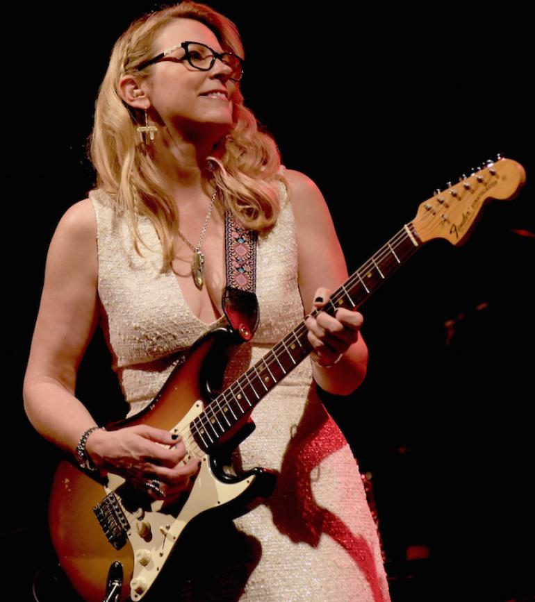 Susan Tedeschi, Municipal Auditorium, Charleston, West Virginia
