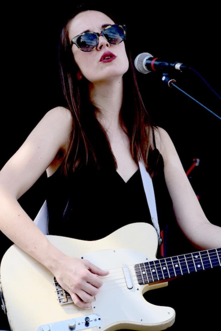 Margaret Glaspy, Nelsonville Music Festival 2017