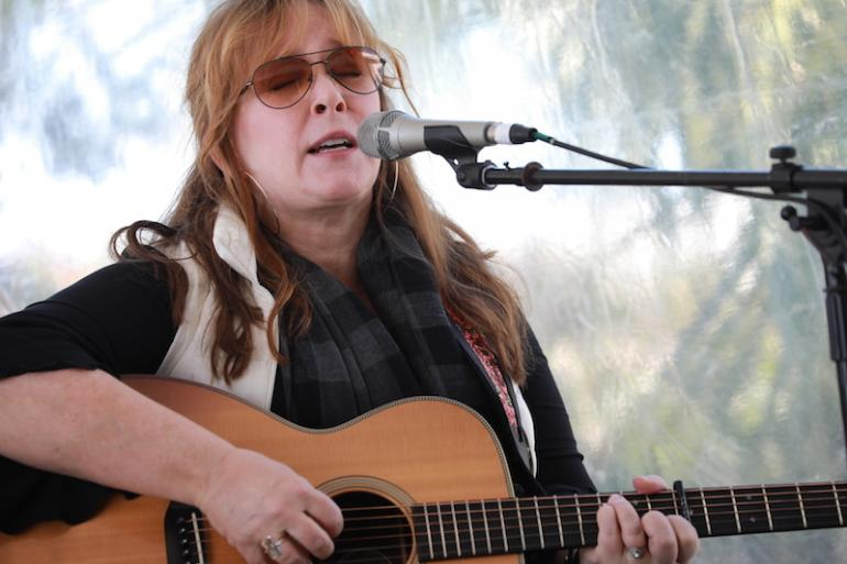 Gretchen Peters, 30A Songwriter Festival, 2018