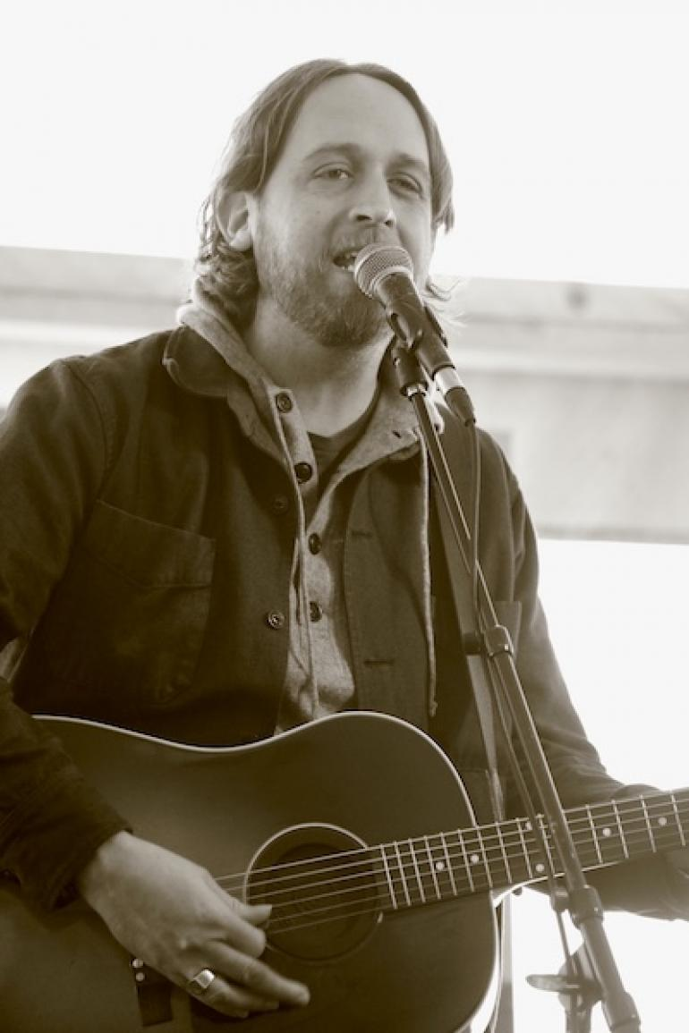 Hayes Carll, 30A Songwriter Festival, 2018