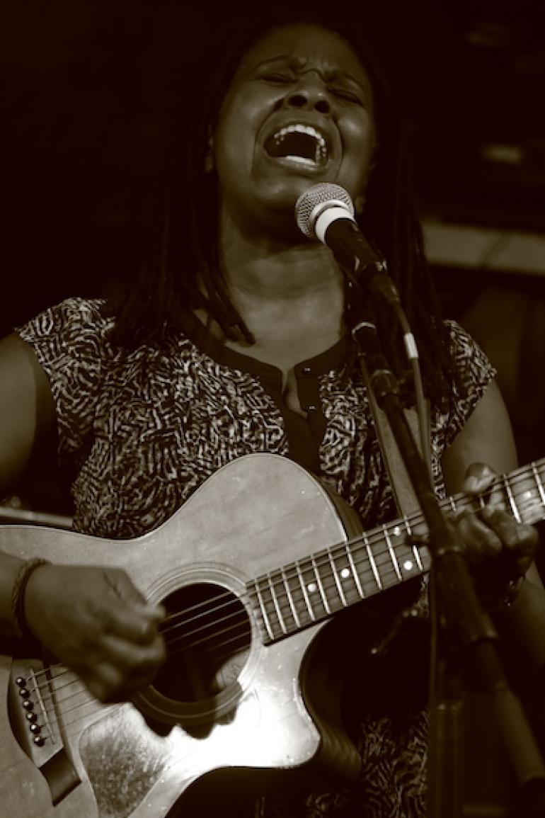 Ruthie Foster, 30A Songwriter Festival, 2018