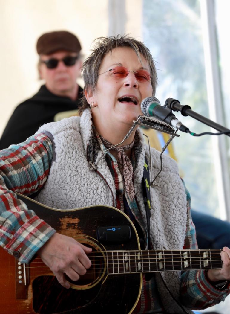 Mary Gauthier at 30A Songwriters Festival