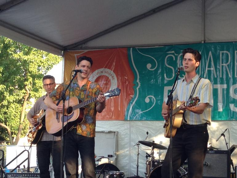 The Cactus Blossoms--Square Roots Festival 2015--Chicago