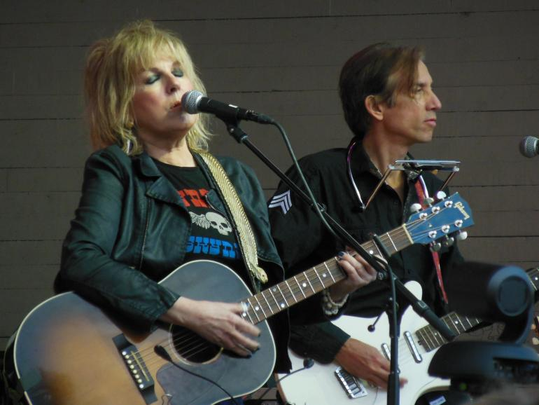 Lucinda Williams Calgary Folk Festival 2015
