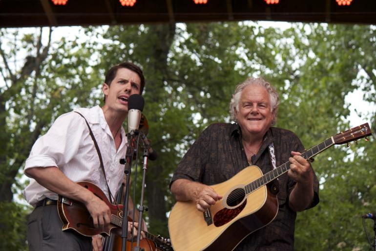 Peter Rowan Bluegrass Band