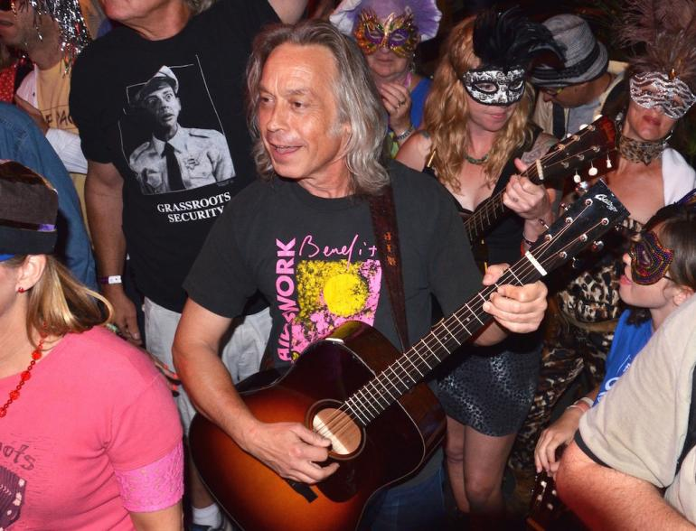 Jim Lauderdale, Finger Lakes Grassroots Festival of Music & Dance, July 18, 2015